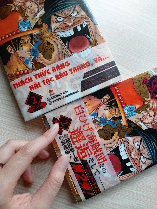 Các fan hâm mộ người anh quốc dân sắp có cơ hội sở hữu bộ truyện One Piece Novel: Ace bản tiếng Việt - Ảnh 4.