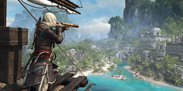 Cha đẻ Assassins Creed muốn đưa phần game tiếp theo tới rừng rậm Brazil - Ảnh 1.