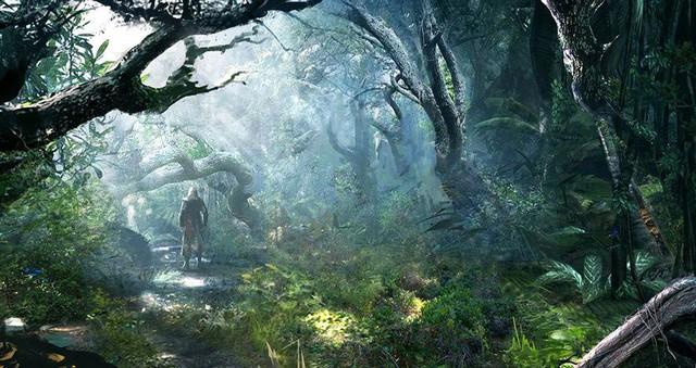 Cha đẻ Assassins Creed muốn đưa phần game tiếp theo tới rừng rậm Brazil - Ảnh 2.