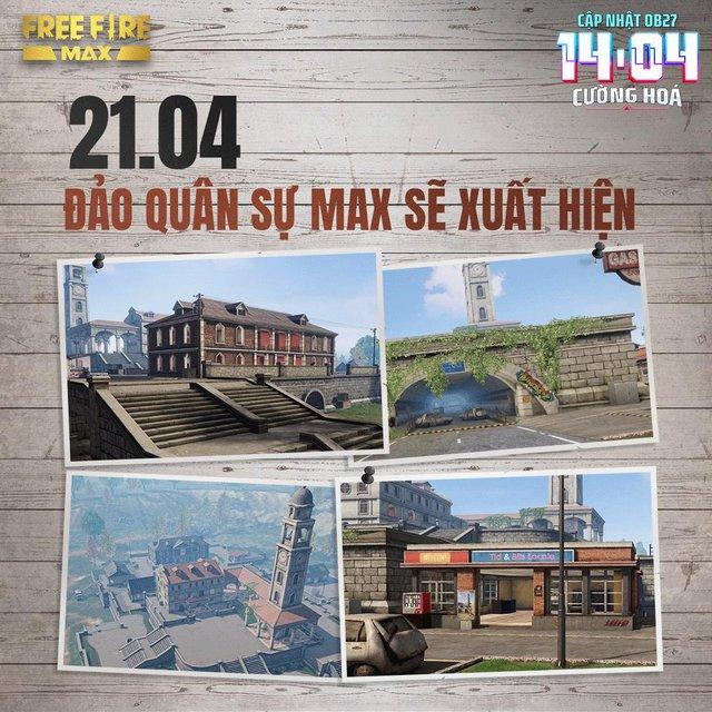 Sảnh chờ Free Fire Max OB27 khiến tất cả ngỡ ngàng với sự xuất hiện của Kaity Nguyen - Ảnh 2.