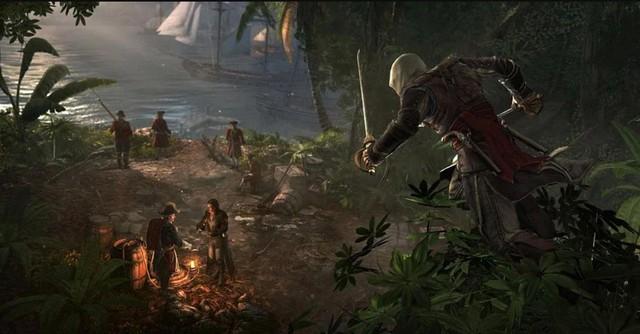 Cha đẻ Assassins Creed muốn đưa phần game tiếp theo tới rừng rậm Brazil - Ảnh 3.