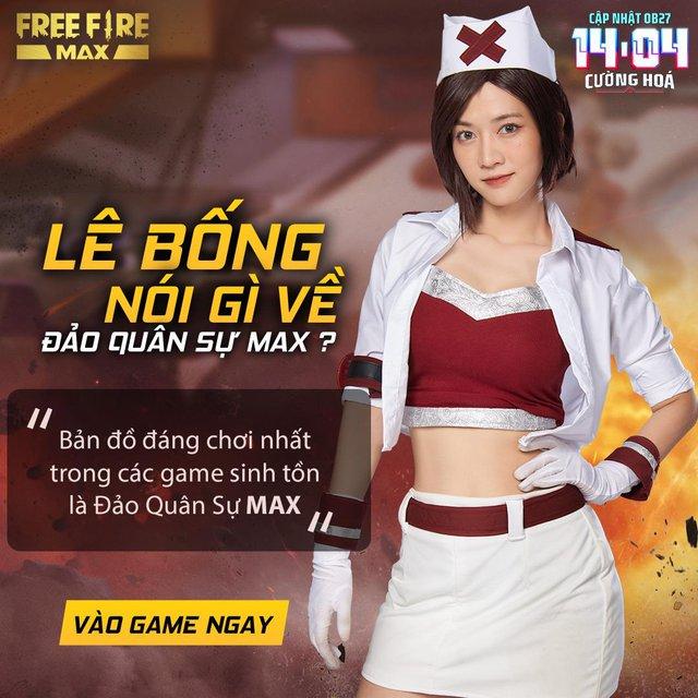 Sảnh chờ Free Fire Max OB27 khiến tất cả ngỡ ngàng với sự xuất hiện của Kaity Nguyen - Ảnh 6.