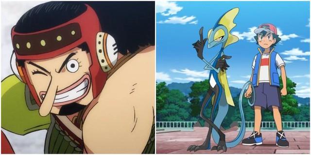 Đây là 10 loài Pokémon sẽ phù hợp với tính cách và khả năng của các nhân vật này trong One Piece - Ảnh 5.