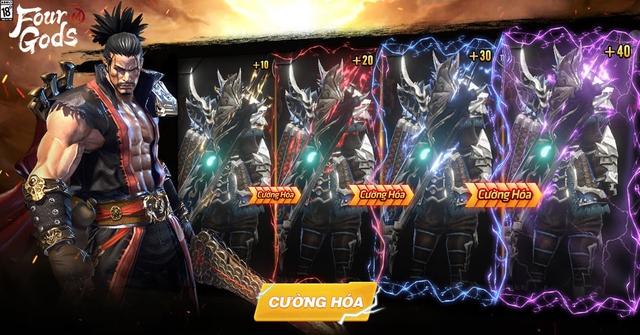 """Bom tấn hạng nặng và """"say NO"""" với thói lười, Tứ Hoàng Mobile ra mắt ngày mai 22/4 chính là phép thử vàng với gamer Việt - Ảnh 3."""