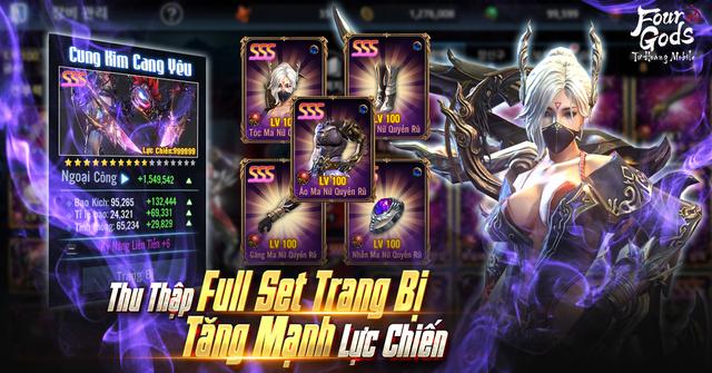 """Bom tấn hạng nặng và """"say NO"""" với thói lười, Tứ Hoàng Mobile ra mắt ngày mai 22/4 chính là phép thử vàng với gamer Việt - Ảnh 7."""