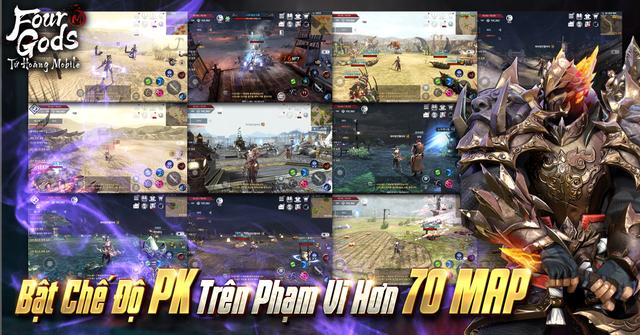 """Bom tấn hạng nặng và """"say NO"""" với thói lười, Tứ Hoàng Mobile ra mắt ngày mai 22/4 chính là phép thử vàng với gamer Việt - Ảnh 10."""