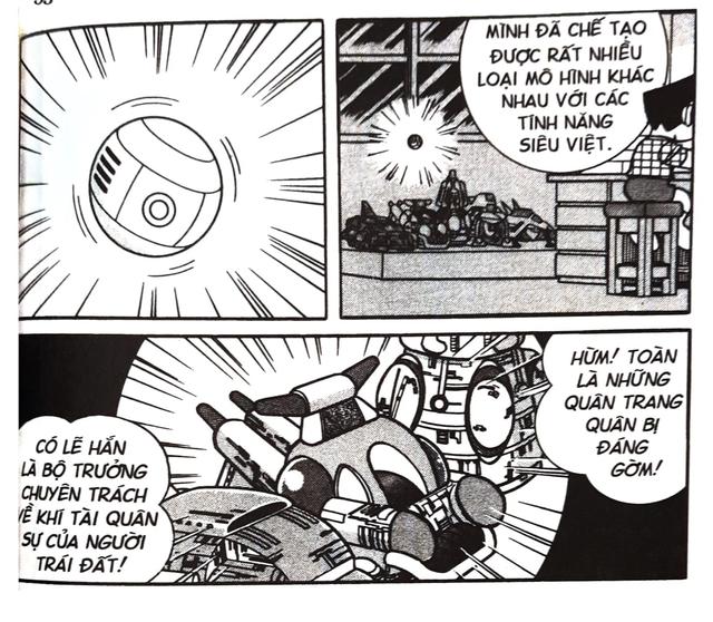 Vì sao Xeko mỏ nhọn là nhân vật thú vị nhất trong Doraemon? - Ảnh 2.