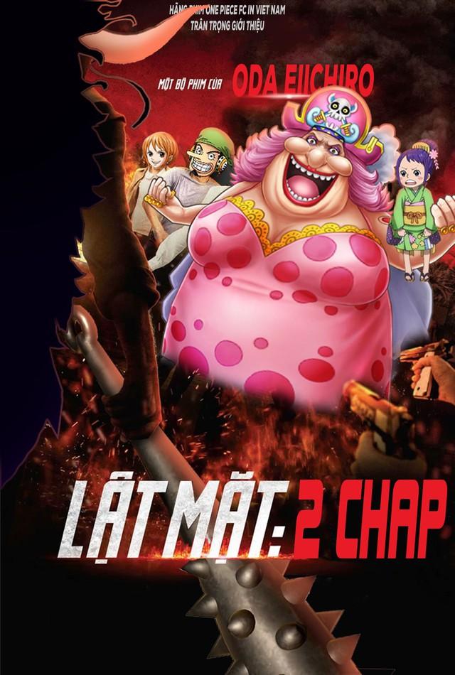 Các fan One Piece gọi Big Mom là Tứ Hề ở Wano quốc, tình nghĩa chị em lại thua nồi chè - Ảnh 3.