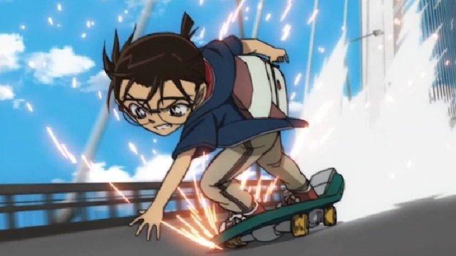 Detective Conan: The Scarlet Bullet đạt doanh thu khủng chỉ sau 72 giờ đồng hồ công chiếu - Ảnh 2.