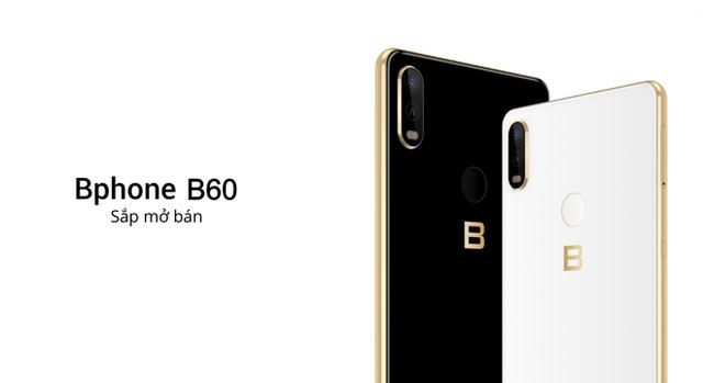 Cận cảnh Bphone B60: Smartphone bị BKAV khai tử tại Việt Nam để xuất sang châu Âu phục vụ các yếu nhân - Ảnh 2.