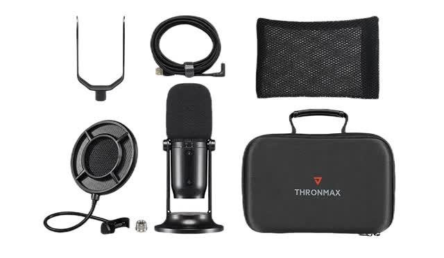 Thronmax Mdrill One: Micro chuyên dụng dành cho streamer chuyên nghiệp, vô địch trong tầm giá - Ảnh 4.