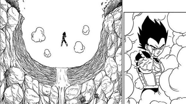 Dragon Ball Super chap 71: Vegeta đã bắt đầu sử dụng được sức mạnh của Thần Hủy Diệt - Ảnh 2.