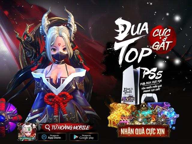 """Bom tấn hạng nặng và """"say NO"""" với thói lười, Tứ Hoàng Mobile ra mắt ngày mai 22/4 chính là phép thử vàng với gamer Việt - Ảnh 11."""