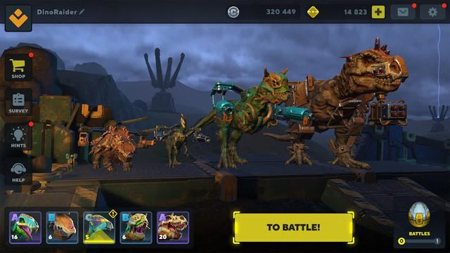 Dino Squad: Làn gió mới đưa những fan của dòng game Warhammer -1619108560745579137981