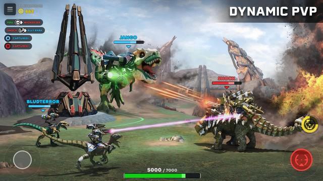 Dino Squad: Làn gió mới đưa những fan của dòng game Warhammer -1619108560759899120003