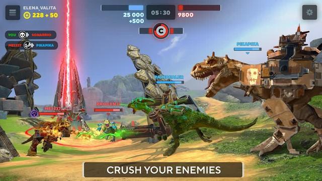 Dino Squad: Làn gió mới đưa những fan của dòng game Warhammer -1619108561119944577453