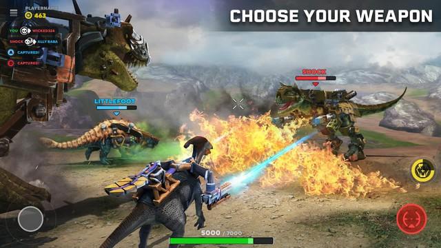 Dino Squad: Làn gió mới đưa những fan của dòng game Warhammer -16191085611461565186478