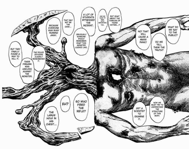 7 quái vật đáng sợ nhất đến từ manga kinh dị mà fan không thể nào quên - Ảnh 1.
