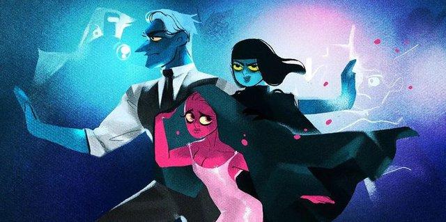 Top 10 truyện tranh xuất sắc nhất đầu năm 2021 dựa theo BXH Webtoon (P.1) - Ảnh 1.
