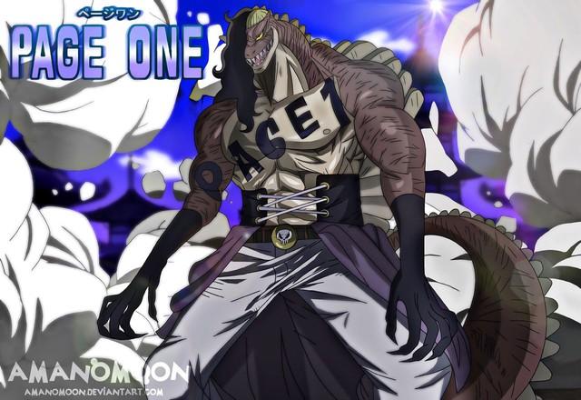 One Piece: Không phải Queen Bệnh Dịch mà chính Page One mới là nhân vật nhọ nhất băng Bách Thú - Ảnh 2.