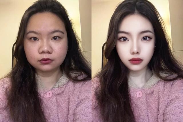 Photoshop có thể biến con gái thành hot girl vạn người mê kiểu gì? - Ảnh 3.