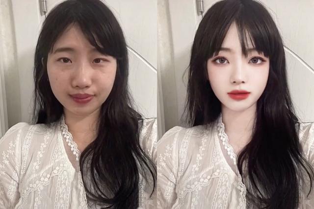 Photoshop có thể biến con gái thành hot girl vạn người mê kiểu gì? - Ảnh 4.