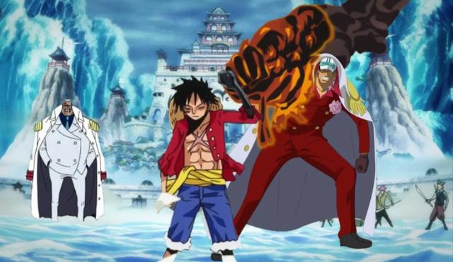 One Piece và cuộc khẩu chiến kéo dài hơn 10 năm nay, nếu Sengoku không ngăn cản liệu Akainu có cùng ngày giỗ với Ace? - Ảnh 6.