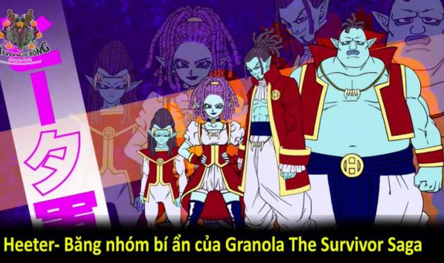 Dragon Ball Super chap 72: Băng Heeter đi tìm ngọc rồng, Granola không phải là phản diện của arc này? - Ảnh 3.