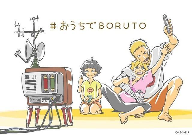 Boruto trở thành mối đe dọa cấp Otsutsuki Photo-1-16191468247321308313931