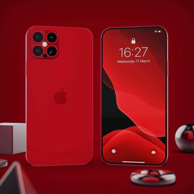 Rò rỉ màu sắc dự kiến của iPhone 13, cộng đồng mạng tranh cãi kịch liệt, để lại ý kiến trái chiều - Ảnh 1.