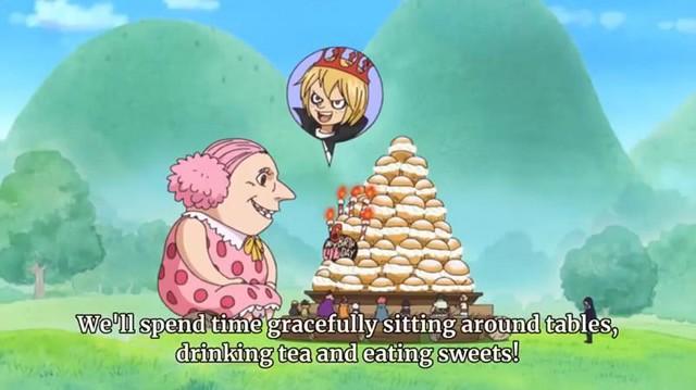 One Piece: Lúc thì mưu mô lúc lại ngáo ngơ, dường như Big Mom bị mắc hội chứng đa nhân cách? - Ảnh 1.