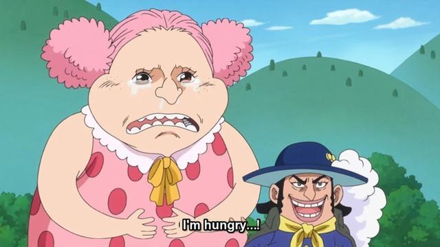 One Piece: Lúc thì mưu mô lúc lại ngáo ngơ, dường như Big Mom bị mắc hội chứng đa nhân cách? - Ảnh 2.
