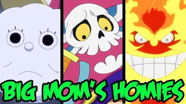 One Piece: Lúc thì mưu mô lúc lại ngáo ngơ, dường như Big Mom bị mắc hội chứng đa nhân cách? - Ảnh 3.