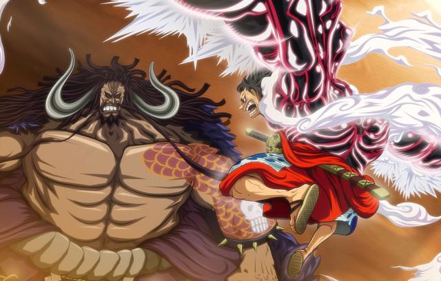 Màn Haki bá vương đối chiến giữa Luffy và Kaido khiến nhiều fan tiếc vì nó không được Livestream như trận Marineford - Ảnh 3.