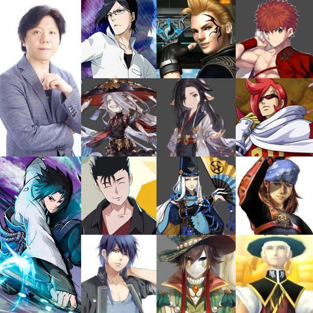 Chân dung một số diễn viên lồng tiếng cho nam chính của những bộ anime đình đám Essbpsauuayuoo-1619276492953526149579