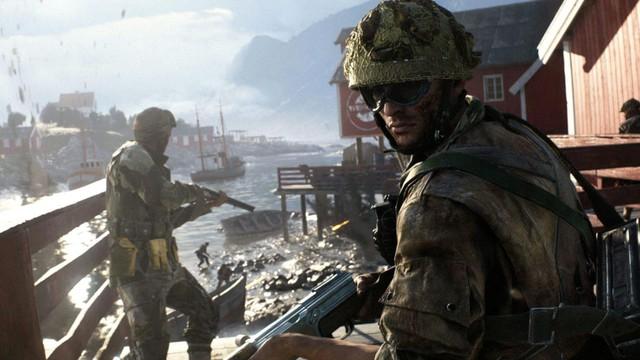 Siêu phẩm Battlefield 6 và Battlefield Mobile sắp ra mắt vào năm nay - Ảnh 1.
