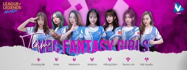 Xuất hiện đội Tốc Chiến toàn gái xinh do Mai Linh Zuto làm đội trưởng, hé lộ mục tiêu lớn tại SEA Games VN - Ảnh 2.