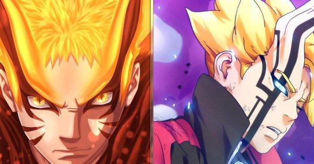 Mối liên kết giữa Boruto với Momoshiki có thể sẽ là một phiên bản na ná của Naruto với Cửu Vĩ - Ảnh 1.