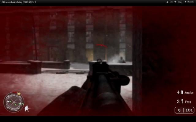 Màn hình đỏ nhấp nháy khi máu thấp - sự cách tân không phải ai cũng thích trong một số tựa game hành động cốt truyện - Ảnh 2.