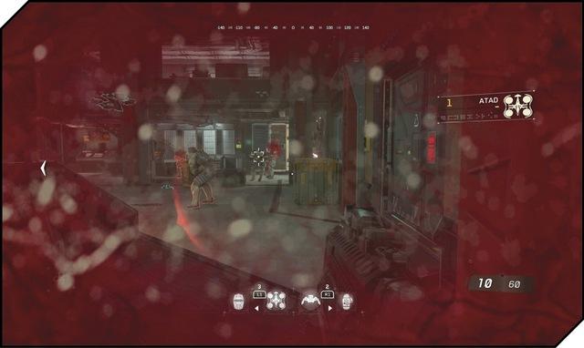 Màn hình đỏ nhấp nháy khi máu thấp - sự cách tân không phải ai cũng thích trong một số tựa game hành động cốt truyện - Ảnh 3.