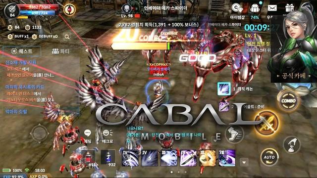 Cabal Mobile sắp được phát hành chính thức tại Việt Nam, hàng chính chủ 100% và không cần chơi lậu nữa - Ảnh 2.