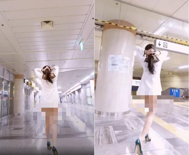 Quay video thả rông 100% ở nơi công cộng, nữ YouTuber bị CĐM ném đá, đồng loạt report kênh - Ảnh 3.