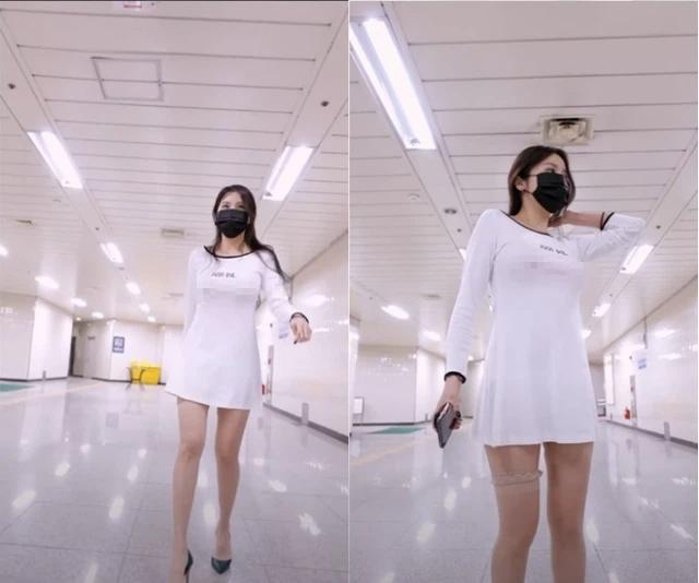 Quay video thả rông 100% ở nơi công cộng, nữ YouTuber bị CĐM ném đá, đồng loạt report kênh - Ảnh 2.