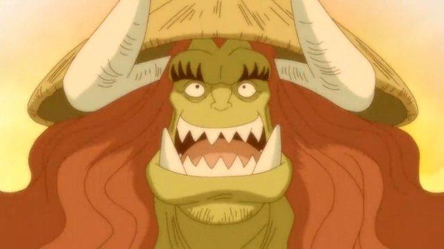 One Piece: Chiếc mũ rơm của Luffy và cái ở Mariejois Photo-1-1619415959299224381554