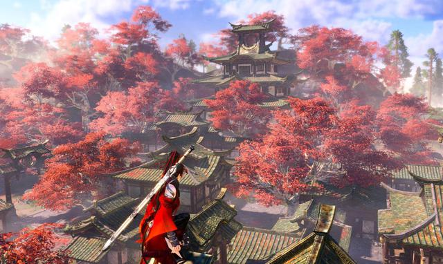 game Battle Royale kiếm hiệp đã thu hút được 120.000 người chơi Photo-1-16194245448031089760059