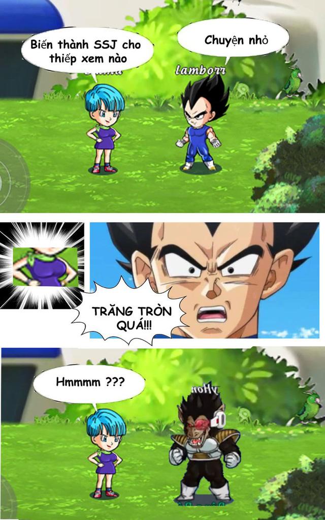 """Những bức ảnh chế """"chưa từng được công bố"""" về Dragon Ball Photo-1-1619431364833123133548"""