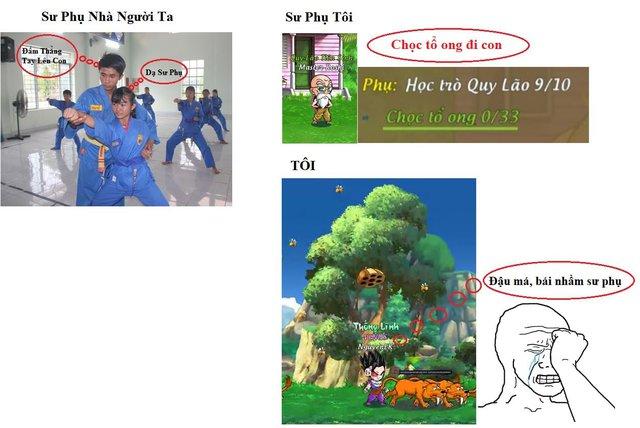 """Những bức ảnh chế """"chưa từng được công bố"""" về Dragon Ball Photo-1-1619431467884804666765"""