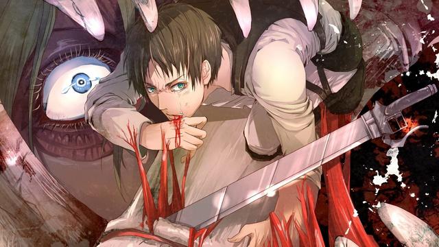 Top 4 bộ anime rùng rợn và đen tối nhất, đứng đầu vẫn cứ là Attack On Titan - Ảnh 4.