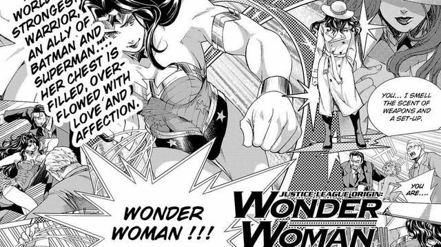 5 phiên bản Manga dị nhất của các siêu anh hùng Wonder-woman-16193841156321789422256