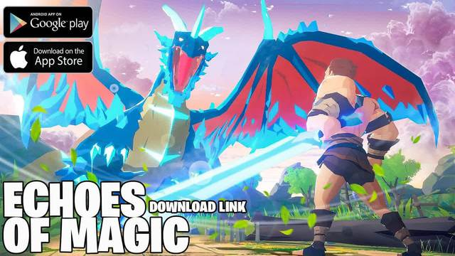 Phiêu lưu vào thế giới giả tưởng đầy hấp dẫn của tựa game mới: Echoes Of Magic - Ảnh 1.